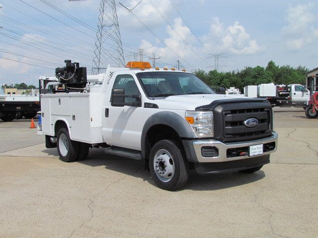 2012 Ford F450 Fuel - Lube Truck 4x2 - 14678323 - 1