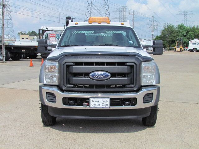 2012 Ford F450 Fuel - Lube Truck 4x2 - 14678323 - 2