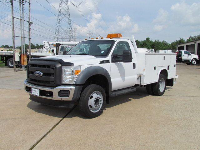 2012 Ford F450 Fuel - Lube Truck 4x2 - 14678323 - 3