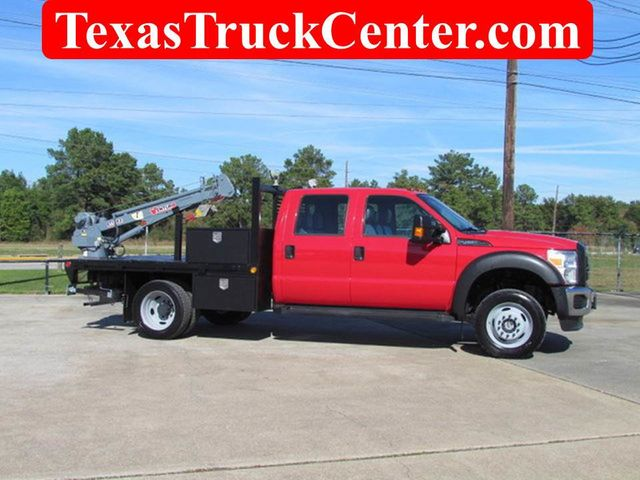 2012 Ford F450 Mechanics Service Truck 4x4 - 13700863 - 0