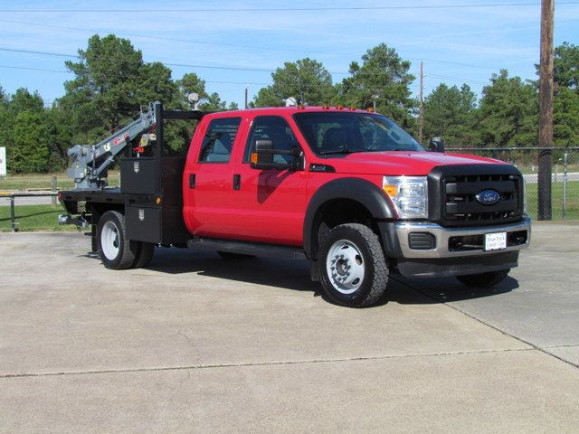 2012 Ford F450 Mechanics Service Truck 4x4 - 13700863 - 1