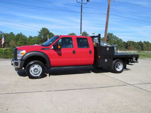 2012 Ford F450 Mechanics Service Truck 4x4 - 13700863 - 4