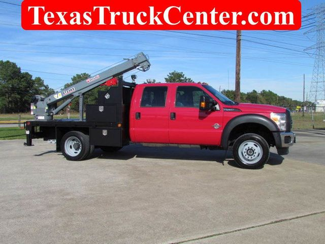 2012 Ford F450 Mechanics Service Truck 4x4 - 13711358 - 0