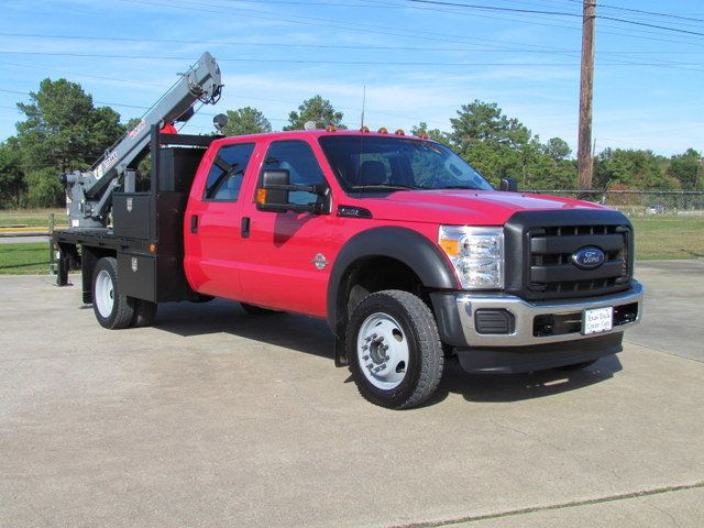 2012 Ford F450 Mechanics Service Truck 4x4 - 13711358 - 1