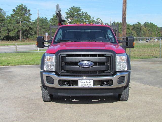 2012 Ford F450 Mechanics Service Truck 4x4 - 13711358 - 2