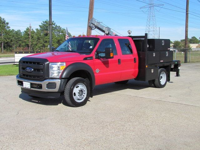 2012 Ford F450 Mechanics Service Truck 4x4 - 13711358 - 3