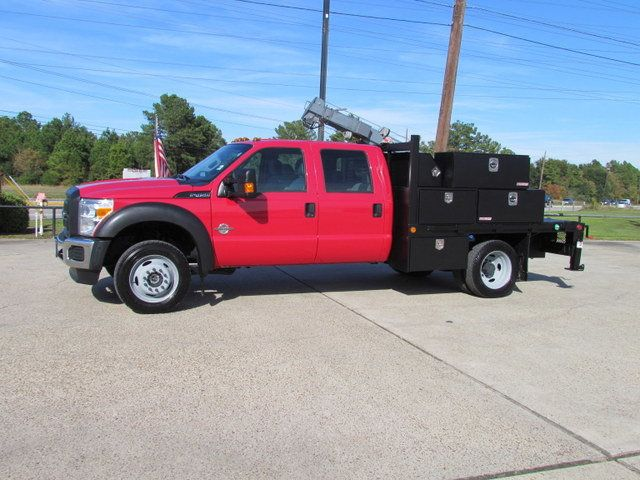 2012 Ford F450 Mechanics Service Truck 4x4 - 13711358 - 4