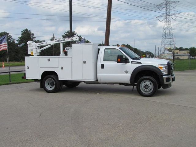 2012 Ford F550 Fuel - Lube Truck 4x4 - 11975256 - 2