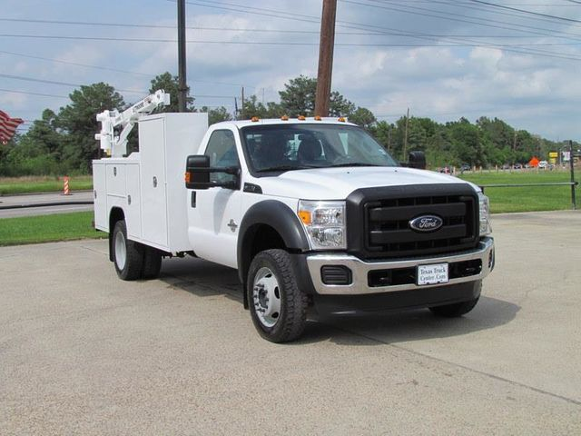 2012 Ford F550 Fuel - Lube Truck 4x4 - 11975256 - 3