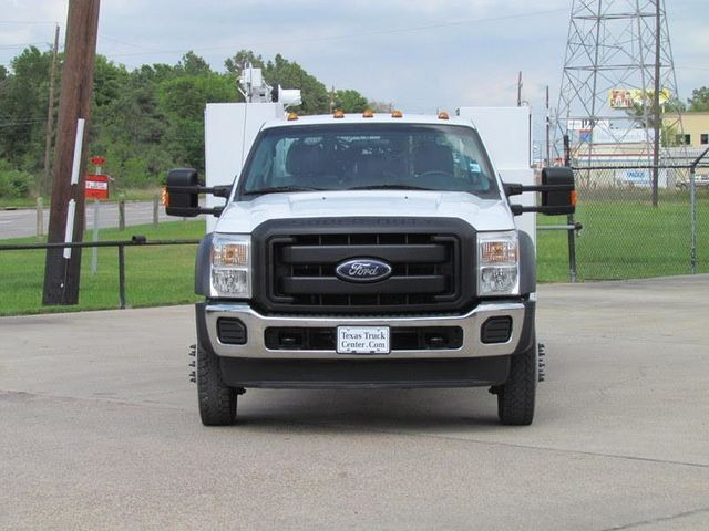 2012 Ford F550 Fuel - Lube Truck 4x4 - 11975256 - 4