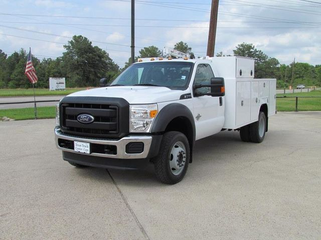 2012 Ford F550 Fuel - Lube Truck 4x4 - 11975256 - 5