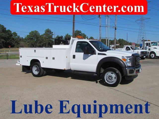 2012 Ford F550 Fuel - Lube Truck 4x4 - 15117093 - 0