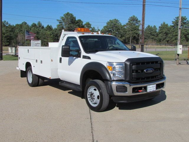 2012 Ford F550 Fuel - Lube Truck 4x4 - 15117093 - 1
