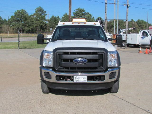 2012 Ford F550 Fuel - Lube Truck 4x4 - 15117093 - 2