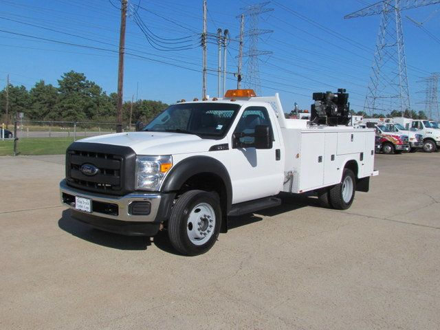 2012 Ford F550 Fuel - Lube Truck 4x4 - 15117093 - 3