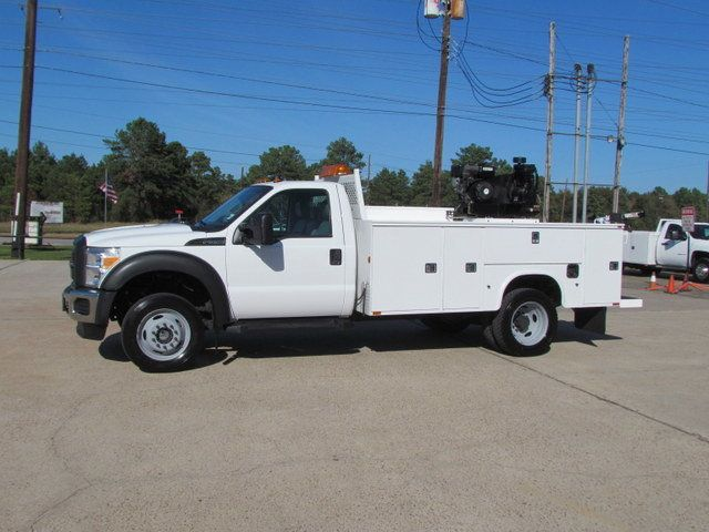 2012 Ford F550 Fuel - Lube Truck 4x4 - 15117093 - 4