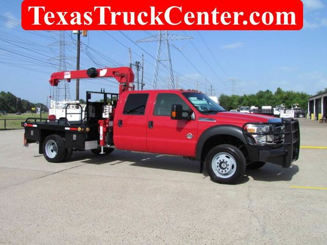 2012 Ford F550 Mechanics Service Truck 4x4 - 14498599 - 0