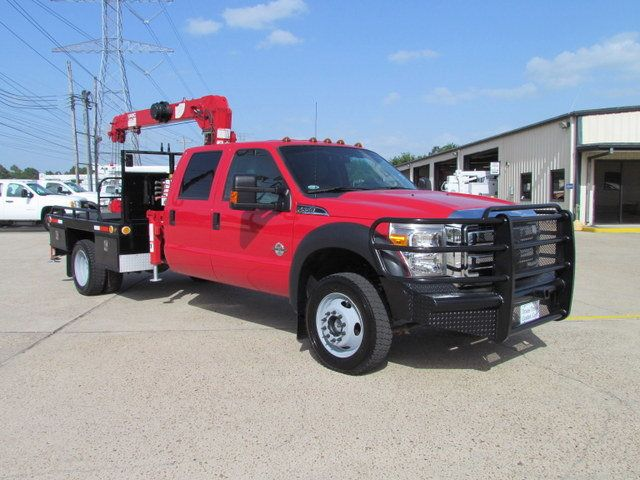 2012 Ford F550 Mechanics Service Truck 4x4 - 14498599 - 1