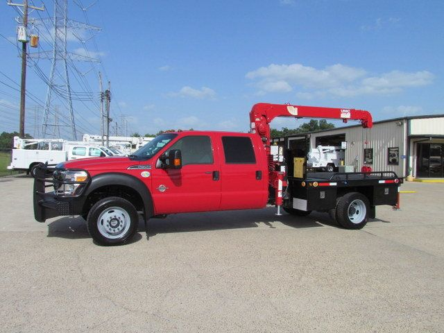 2012 Ford F550 Mechanics Service Truck 4x4 - 14498599 - 4