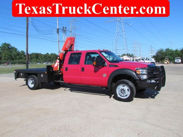2012 Ford F550 Mechanics Service Truck 4x4 - 14498610 - 0