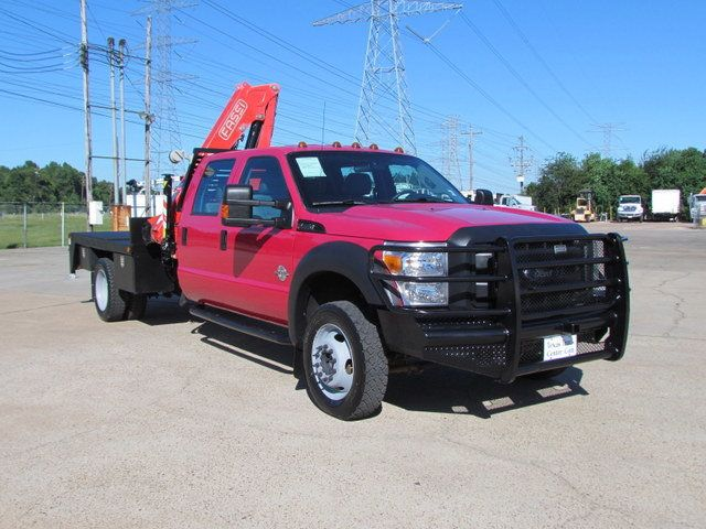 2012 Ford F550 Mechanics Service Truck 4x4 - 14498610 - 1