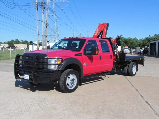 2012 Ford F550 Mechanics Service Truck 4x4 - 14498610 - 3