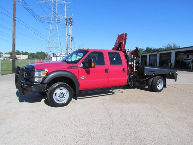 2012 Ford F550 Mechanics Service Truck 4x4 - 14498610 - 4