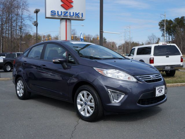 2012 Ford Fiesta 4dr Sdn SEL - 11719046 - 0