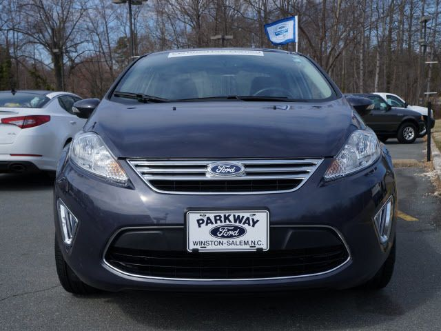 2012 Ford Fiesta 4dr Sdn SEL - 11719046 - 19