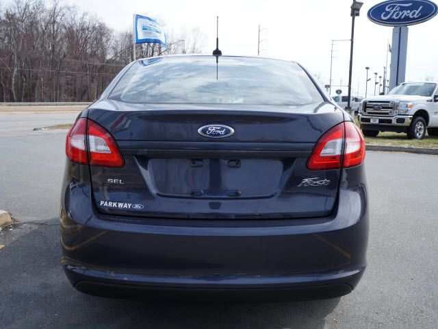 2012 Ford Fiesta 4dr Sdn SEL - 11719046 - 20