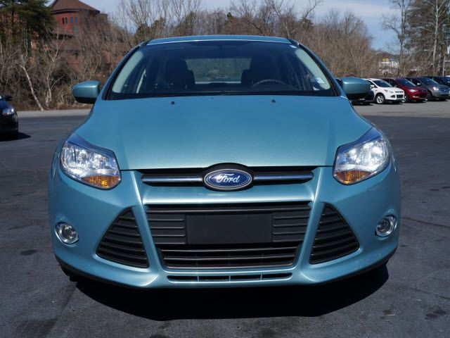 2012 Ford Focus 4dr Sdn SE - 11735131 - 19