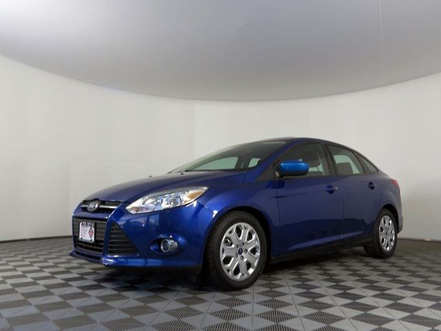 North Coast Auto Mall Bedford >> 2012 Used Ford Focus 4dr Sedan SE at North Coast Auto Mall ...