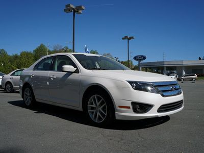 2012 Ford Fusion - 3FAHP0JA8CR316357