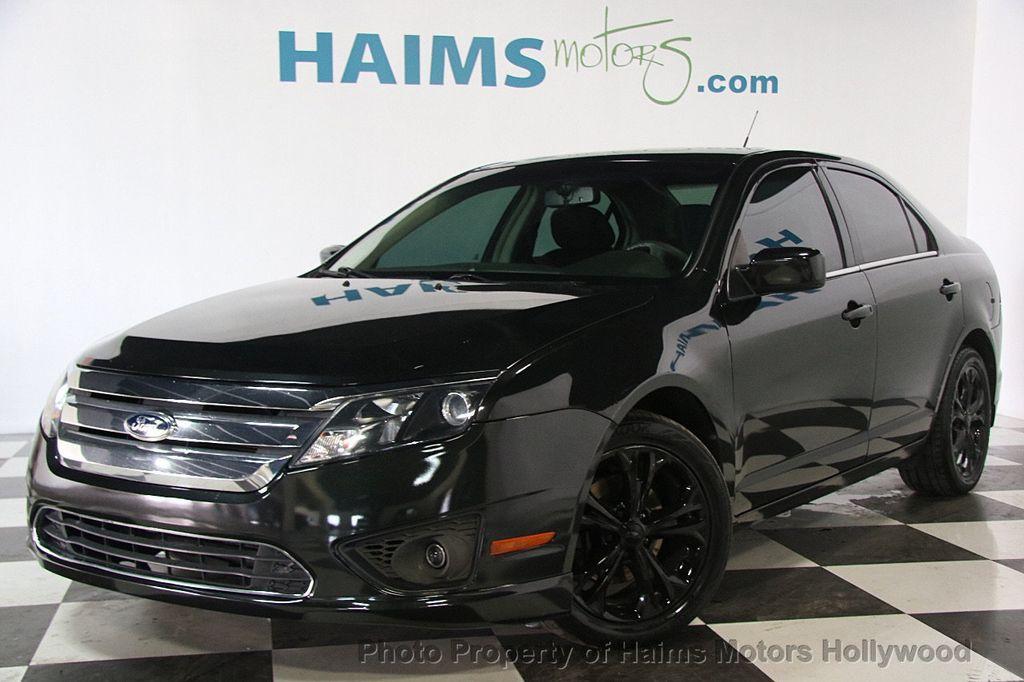 2012 used ford fusion 4dr sedan se fwd at haims motors serving fort