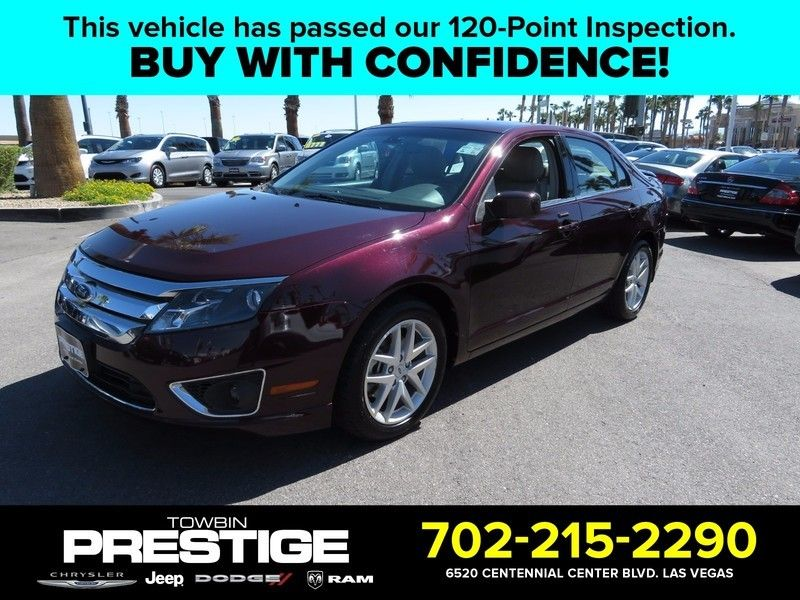 2012 Ford Fusion 4dr Sedan SEL FWD - 16869622 - 0