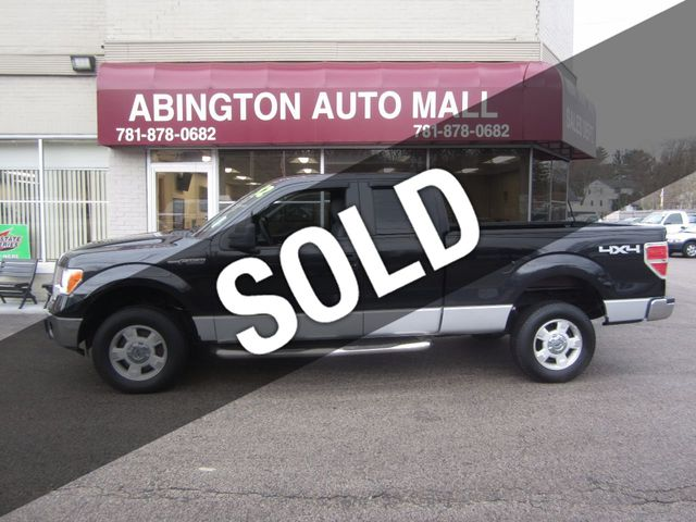 2012 Used Ford F 150 2012 Ford F 150 Black 4x4 Only 98k 16988 At