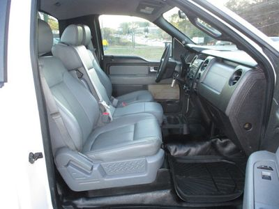 "2012 Ford F-150 2WD Reg Cab 126"" XL - Click to see full-size photo viewer"