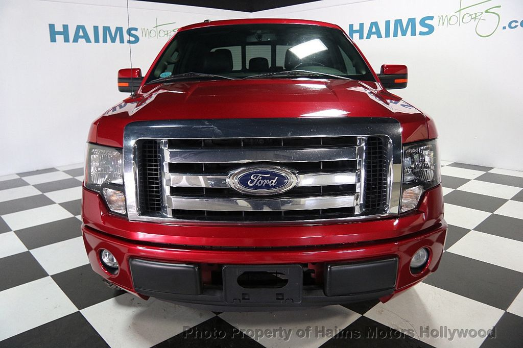 "2012 Ford F-150 2WD SuperCab 145"" FX2 - 16417908 - 1"