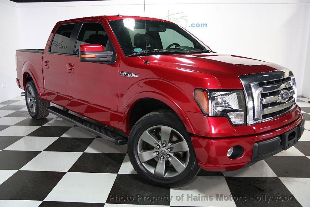 "2012 Ford F-150 2WD SuperCab 145"" FX2 - 16417908 - 2"