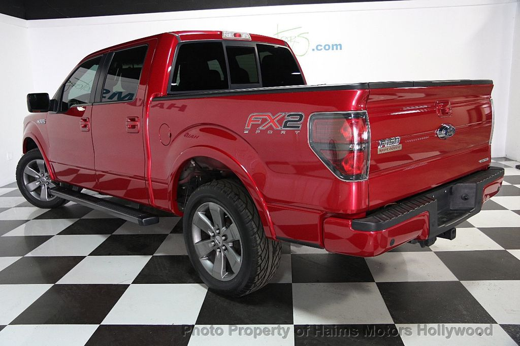 "2012 Ford F-150 2WD SuperCab 145"" FX2 - 16417908 - 3"
