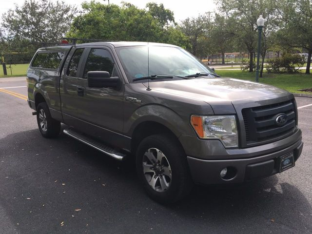 "2012 Ford F-150 2WD SuperCab 145"" STX - Click to see full-size photo viewer"
