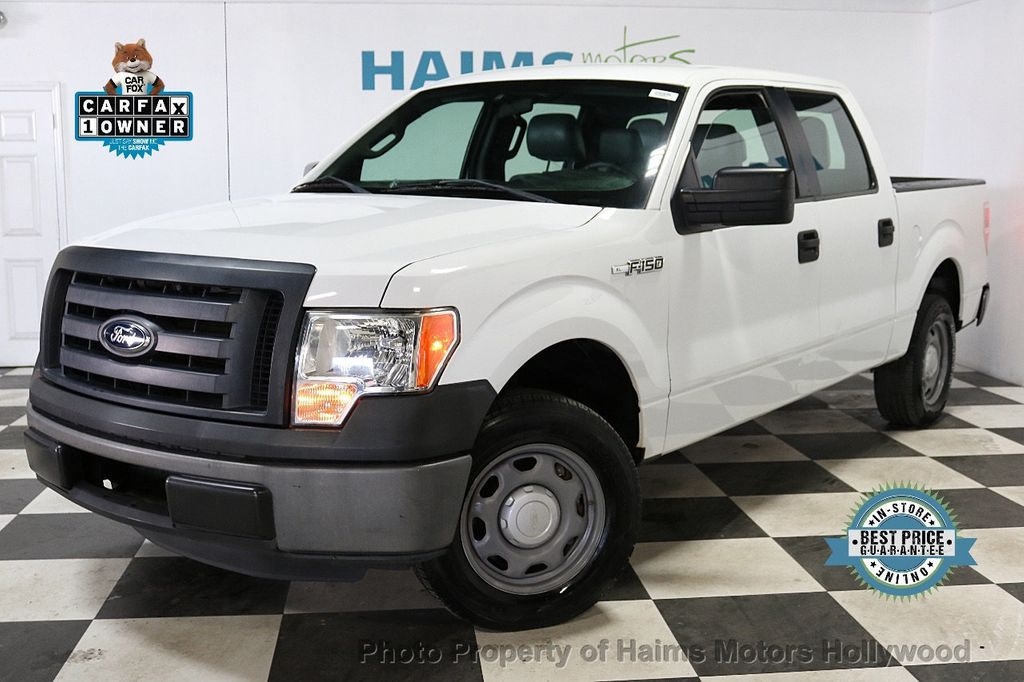 "2012 Ford F-150 2WD SuperCab 145"" XL - 18607473 - 0"