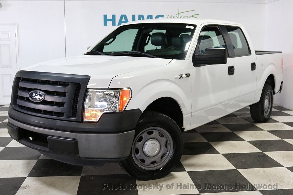 "2012 Ford F-150 2WD SuperCab 145"" XL - 18607473 - 1"