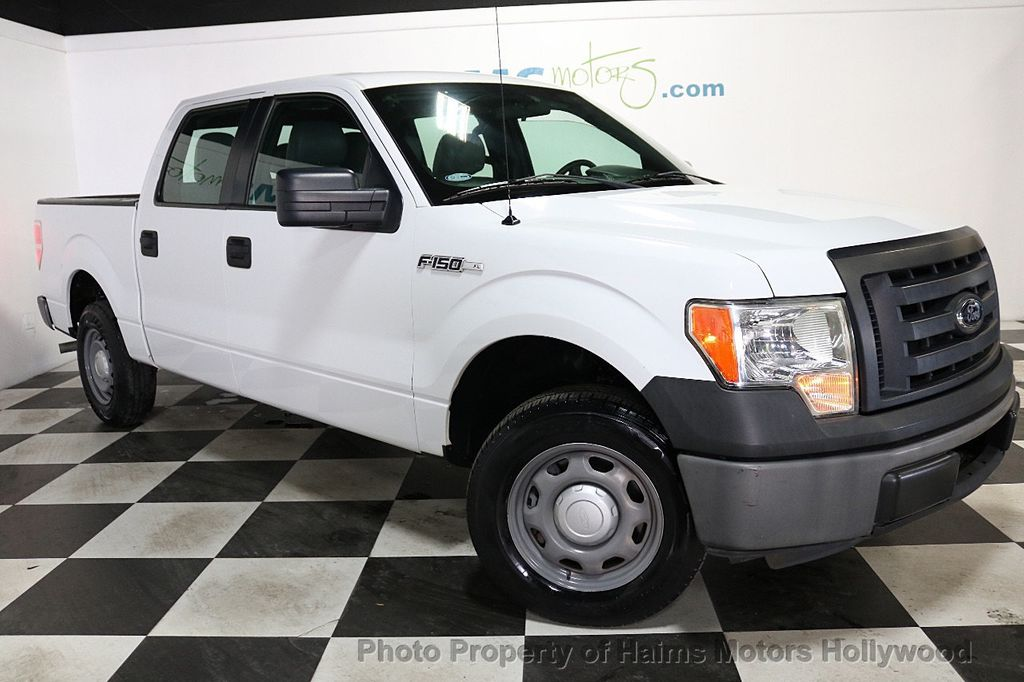 "2012 Ford F-150 2WD SuperCab 145"" XL - 18607473 - 3"