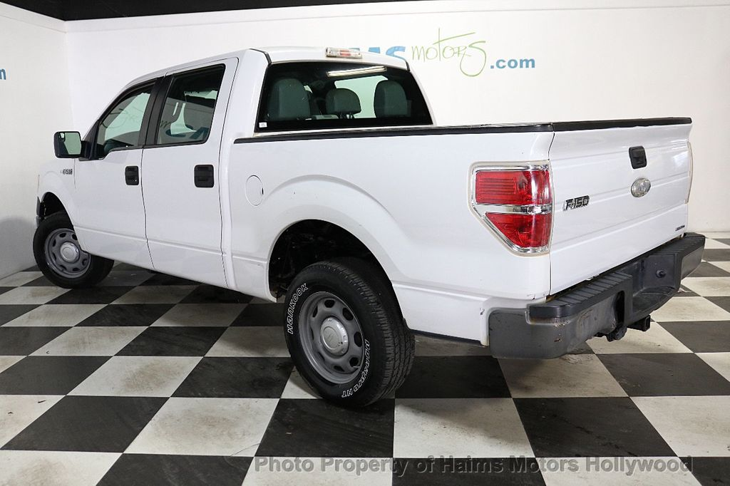 "2012 Ford F-150 2WD SuperCab 145"" XL - 18607473 - 4"