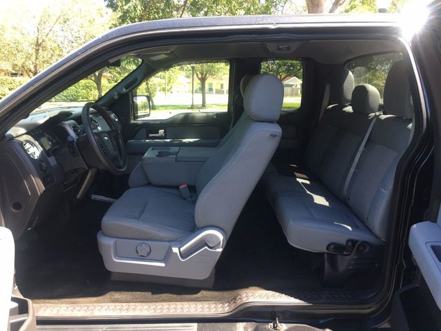 """2012 Ford F-150 2WD SuperCab 145"""" XLT - Click to see full-size photo viewer"""