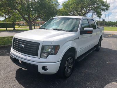 "2012 Ford F-150 2WD SuperCrew 145"" FX2 Truck"