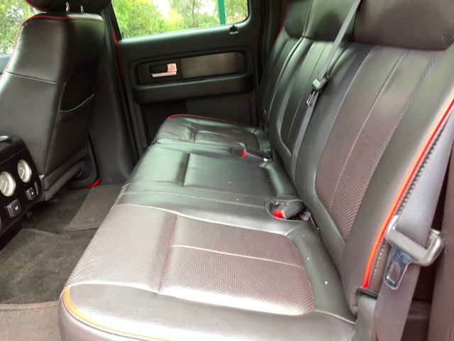 "2012 Ford F-150 2WD SuperCrew 145"" FX2 - Click to see full-size photo viewer"