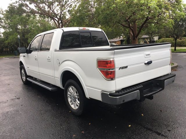 """2012 Ford F-150 2WD SuperCrew 145"""" Lariat - Click to see full-size photo viewer"""