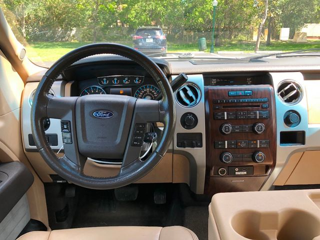 "2012 Ford F-150 2WD SuperCrew 145"" Lariat - Click to see full-size photo viewer"